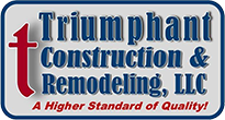Triumphant Construction & Remodeling LLC's Logo