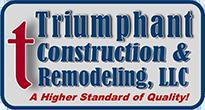 Triumphant Construction & Remodeling LLC's Logo